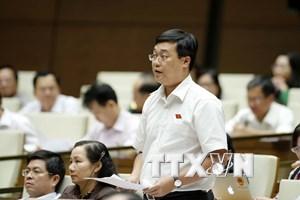 Nhóm đại biểu Quốc hội trẻ khóa XIV chính thức ra mắt tại Hà Nội