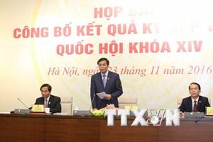 Tổng Thư ký Quốc hội lý giải việc dừng dự án điện hạt nhân Ninh Thuận