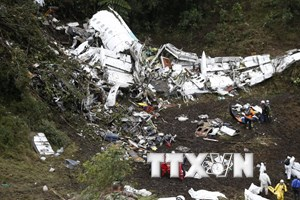 Colombia công bố nguyên nhân vụ rơi máy bay khiến 71 người chết