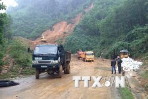 Phó Chủ tịch nước: Quảng Nam không được để người dân đói do mưa lũ