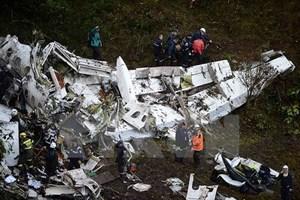 Bolivia công bố kết luận điều tra vụ rơi máy bay chở đội bóng Brazil