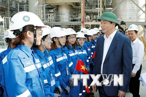 Thanh Hóa đề xuất 9 kiến nghị lên Chủ tịch nước Trần Đại Quang