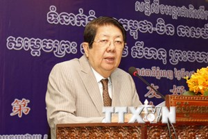 Campuchia: Ông Ben Chhin phụ trách Văn phòng Hội đồng Bộ trưởng