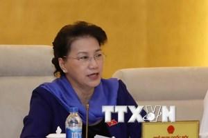 Chủ tịch Quốc hội quan ngại về tình trạng xâm hại tình dục trẻ em