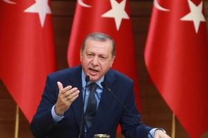 Tổng thống Erdogan: Thổ Nhĩ Kỳ có thể không thông qua Hiệp định Paris