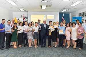 Sinh viên Việt Nam chia sẻ trải nghiệm khi học tập tại Australia