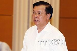 Việt Nam mong muốn tiếp tục nhận được sự hỗ trợ của OECD