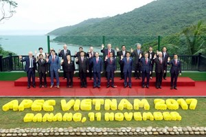 Bài viết của Chủ tịch nước về thành công của Năm APEC 2017