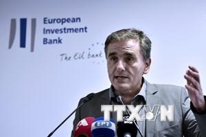 Hy Lạp và các chủ nợ đạt thỏa thuận về gói cứu trợ 86 tỷ euro