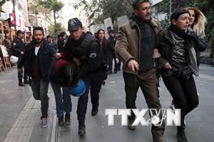 Vụ đảo chính ở Thổ Nhĩ Kỳ: Bắt giữ thêm hàng chục binh sỹ liên quan