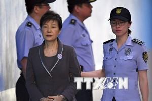 Cựu Tổng thống Hàn Quốc Park Geun-hye đối mặt với tội danh mới