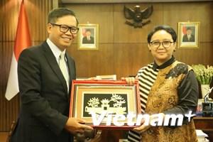 Việt Nam và Indonesia tiếp tục đóng góp tích cực cho ASEAN