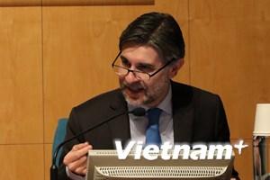 Italy mong muốn Việt Nam tiếp tục là cầu nối tới khu vực ASEAN