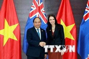 [Mega Story] Việt Nam-New Zealand hướng tới quan hệ đối tác chiến lược