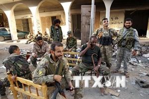 Chính phủ Libya phủ nhận chia sẻ quyền lực với quân đội miền Đông