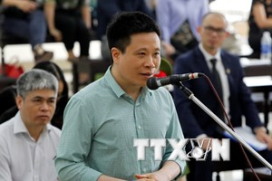 Xét xử Hà Văn Thắm: Các bị cáo xin được giảm nhẹ hình phạt