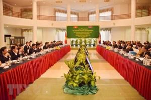 Hội nghị Ủy ban hỗn hợp Campuchia-Việt Nam sẽ diễn ra tại Hà Nội