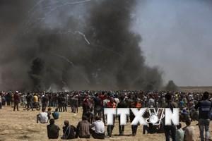 Vấn đề Jerusalem: Liên hợp quốc quan ngại tình hình bạo lực tại Gaza