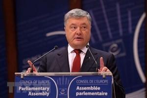 Tổng thống Ukraine ban hành lệnh trừng phạt mới chống Nga