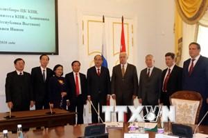 Thành phố Hồ Chí Minh và St. Petersburg tăng cường quan hệ hợp tác
