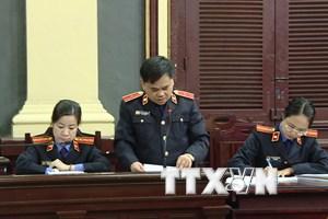 Vụ Ngân hàng Đại Tín: Viện Kiểm sát giữ nguyên quan điểm luận tội