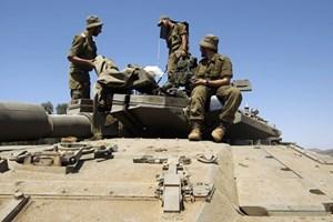 Israel tập trận quy mô lớn giữa lúc căng thẳng với Gaza, Iran