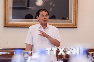 Cuộc họp lần thứ hai Ban tổ chức Hội nghị WEF về ASEAN năm 2018