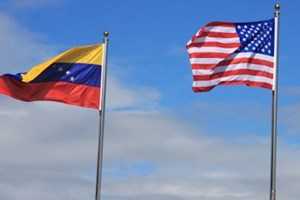 Venezuela gửi công hàm phản đối hành động can thiệp của Đại biện Mỹ