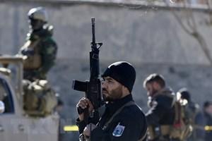 IS thừa nhận đứng sau vụ đánh bom tại miền Đông Afghanistan