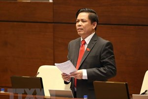 Nghị quyết về hoạt động chất vấn tại Kỳ họp thứ 5, Quốc hội khóa XIV