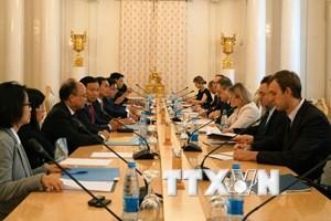 Đối thoại chiến lược giữa Việt Nam và Liên bang Nga lần thứ 10