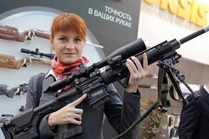 """Một nữ công dân Nga bị bắt giữ vì """"can thiệp nền chính trị Mỹ"""""""