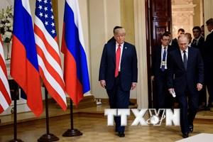 Thượng đỉnh Nga-Mỹ: Nga sẵn sàng gia hạn hiệp ước START mới