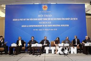 ASEAN phát huy tinh thần doanh nghiệp thời đại cách mạng 4.0