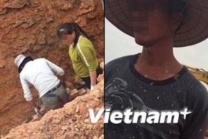"""Bài 10: Nhóm lao động trái phép xây chui """"lò vòng ma"""" tại Việt Nam"""
