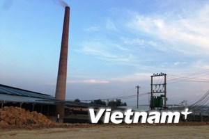 """Bài 14: Sở Công thương Hà Nội vào cuộc vụ """"lò gạch ma"""" Sóc Sơn"""