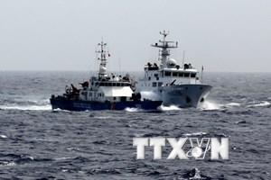 Liên hiệp các tổ chức hữu nghị phản đối hành động của Trung Quốc