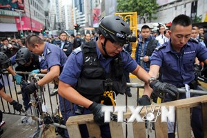 """Báo cáo của Hong Kong về """"Chiếm Trung tâm"""" bị chỉ trích"""
