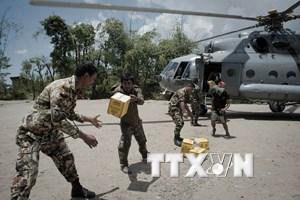 Australia viện trợ thêm gần 8 triệu USD giúp Nepal tái thiết