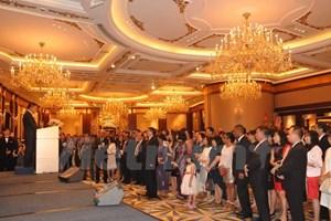 Người Việt tại Slovakia tổ chức nhiều hoạt động kỷ niệm Quốc khánh