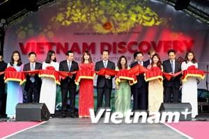 Lễ hội Khám phá Việt Nam tại Anh dự kiến thu hút 25.000 lượt khách