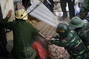 Vụ sập biệt thự cổ: Bài học kinh nghiệm từ công tác cứu hộ