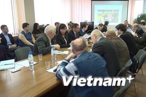 Chuyên gia Nga đánh giá cao kết quả Đại hội Đảng lần thứ XII