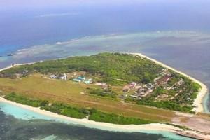 Tàu Trung Quốc xuất hiện trái phép gần đảo Thị Tứ của Việt Nam