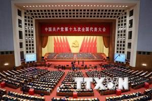 Trung Quốc đưa tư tưởng quân sự của ông Tập Cận Bình vào điều lệ Đảng