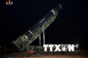 Hàn Quốc phản đối 'đóng băng kép' giải quyết hạt nhân Triều Tiên