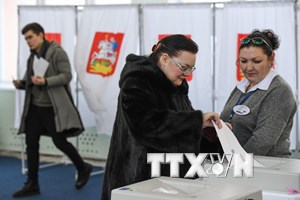 Ukraine: EU không công nhận kết quả bầu cử Tổng thống Nga ở Crimea