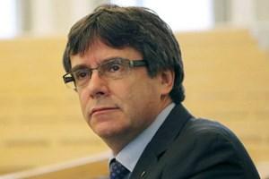 Cựu Thủ hiến Catalonia được trả tự do sau khi nộp tiền bảo lãnh