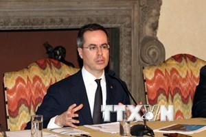 """Phó Chủ tịch Piaggio: """"Việt Nam là một thị trường lý tưởng để đầu tư"""""""