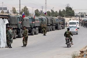 Pháp nghi ngờ hiện trường vụ tấn công hóa học tại Syria đã bị xóa